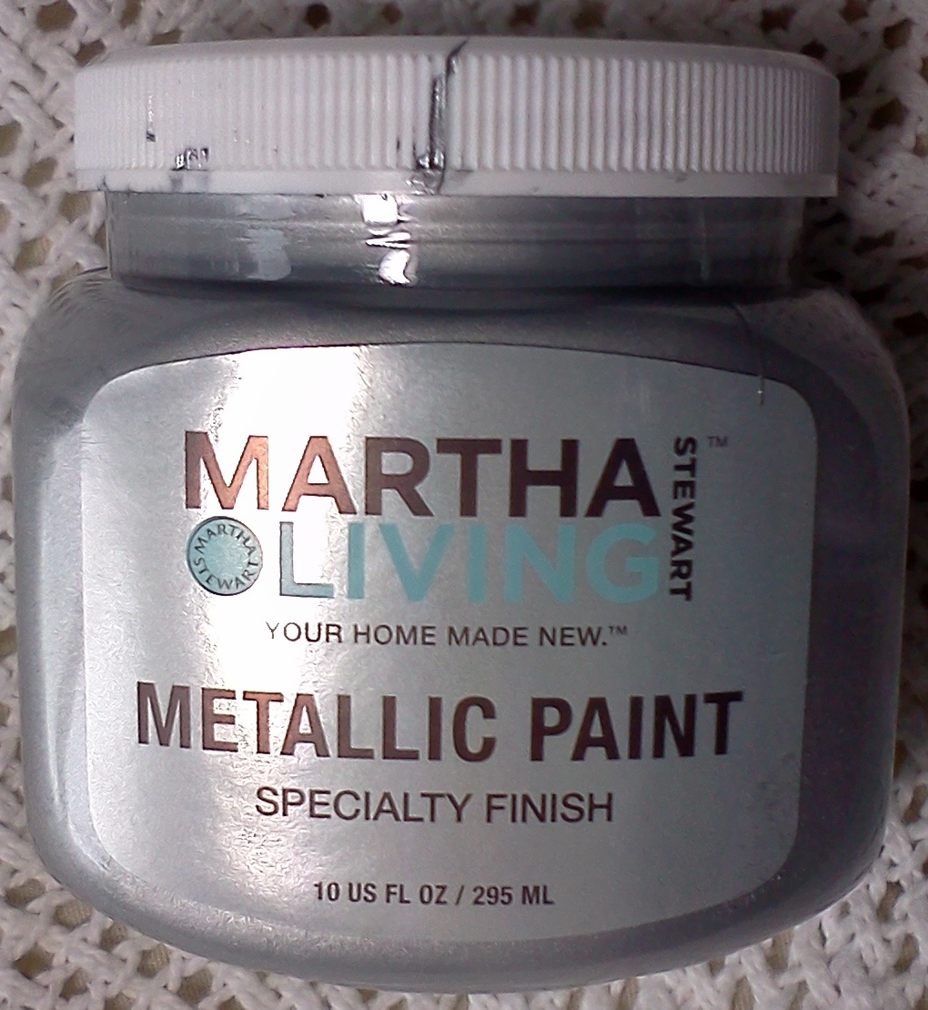 5) PAINT ~ I Used Martha Stewart ...